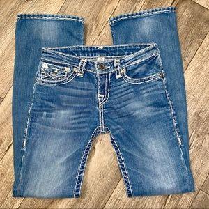 Girls True Religion bootcut jean - sz 12